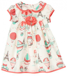 Gymboree Paris Balloon Bunny Dress
