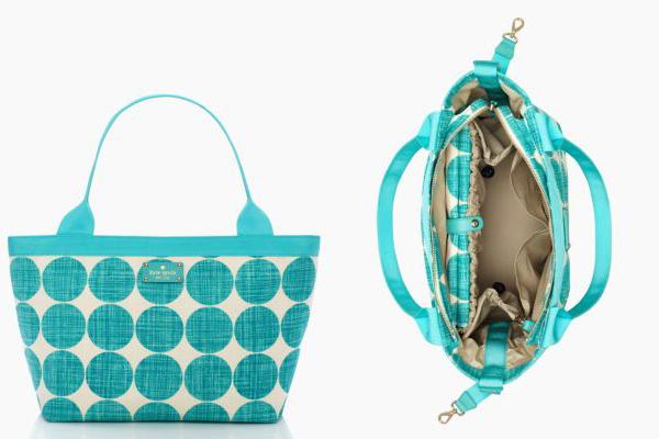 Kate Spade Hinkley Sophie Baby Bag ($208)