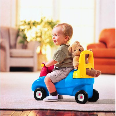 Little Tikes Push & Ride Racer ($27.28)