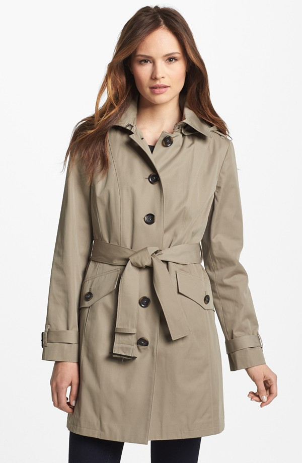 MICHAEL Michael Kors - Trench Coat (Sale: $119.90, Regular Price: $198.00)