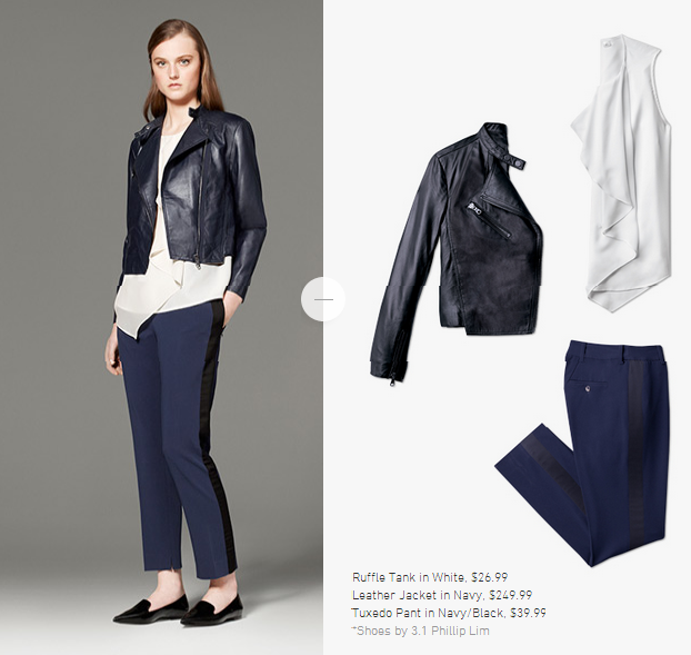 3.1 Phillip Lim for Target - Look No 7