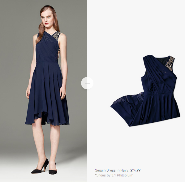 3.1 Phillip Lim for Target - Look No 2 Sequin Dress ($74.99)