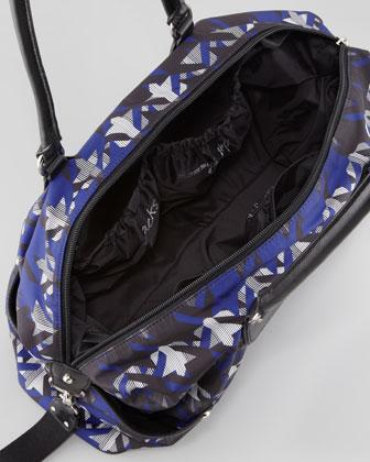 Rebecca Minkoff Kendra Diaper Bag Interior