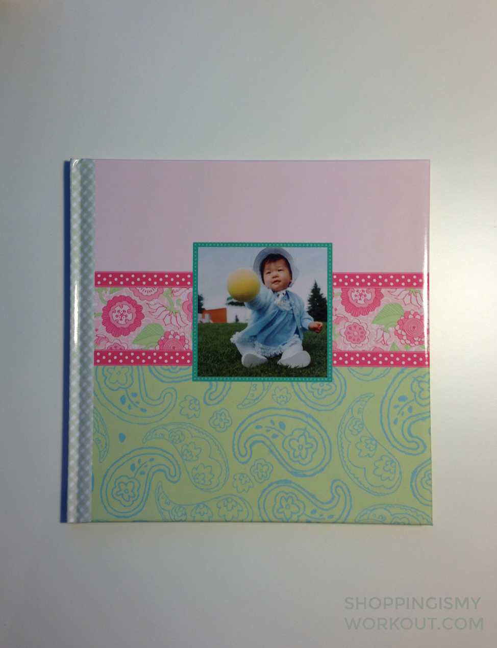 Shutterfly Hardcover Photobook Glossy Cover