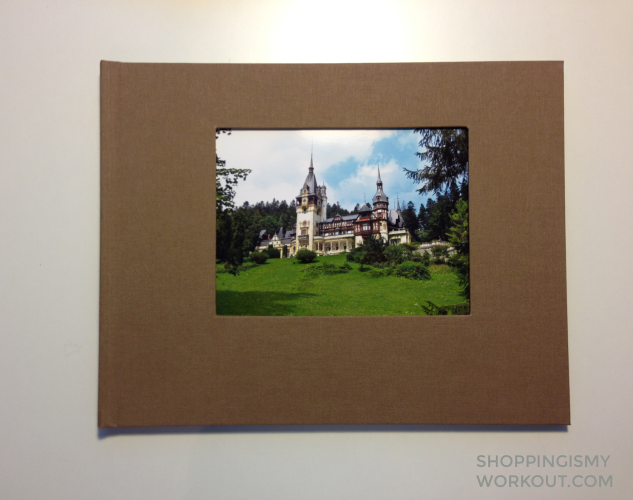 Shutterfly Cloth Hard Cover Photobook