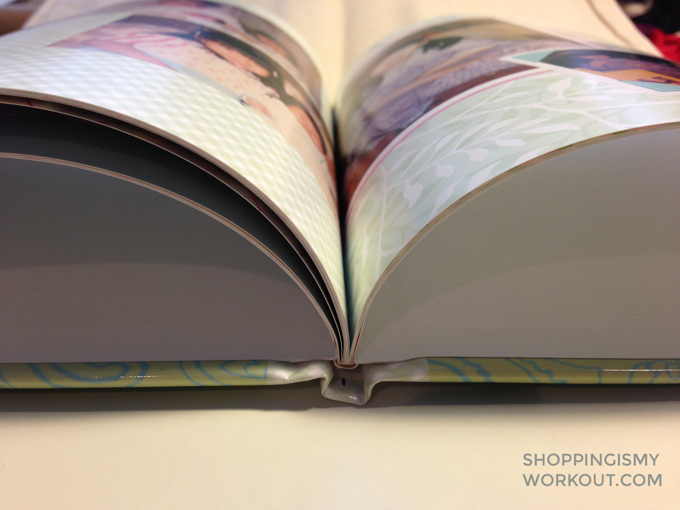 Photobook Pages