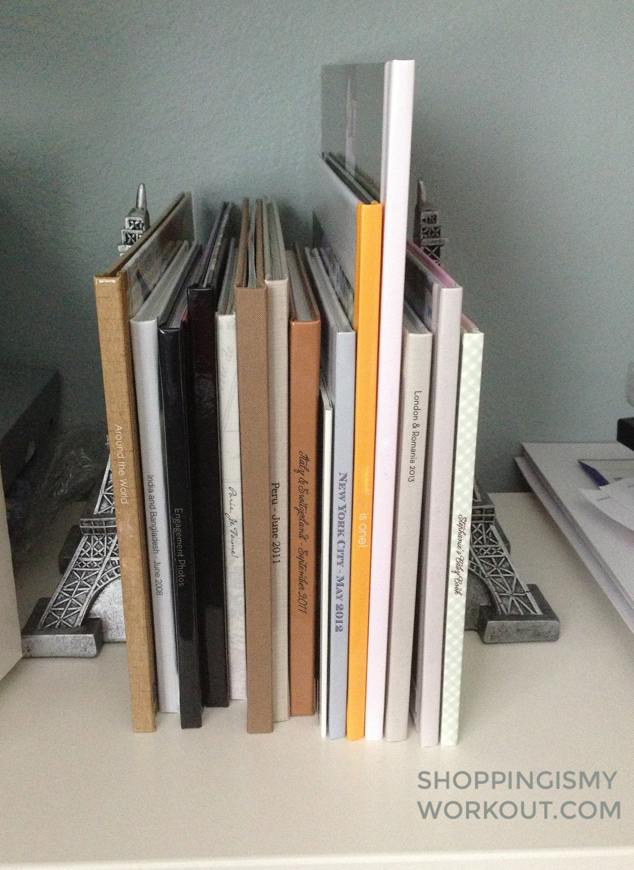 My Photobook Library