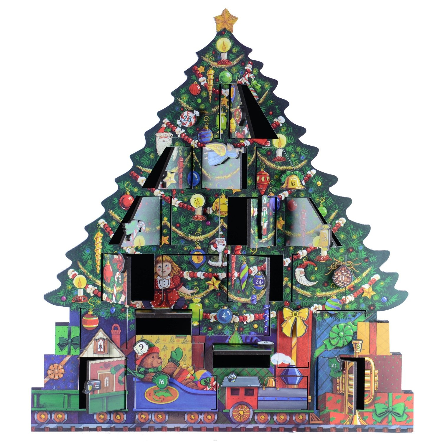 Byer's Choice Advent Calendar (Macys $82)