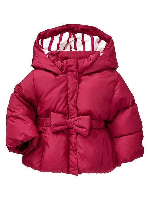 Gap Warmest Bow Jacket (Orig: $58, Sale: $37.70)