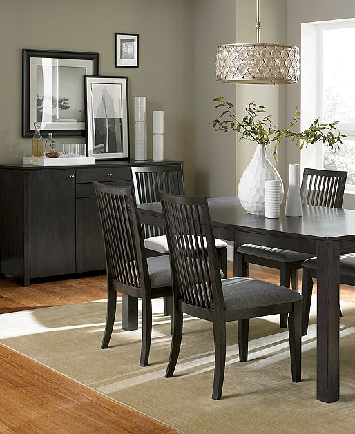 Macy's Dining Set - Slade Dining Room ($799)