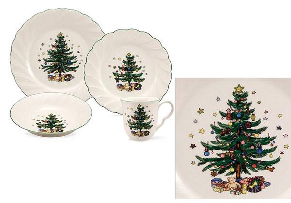 Nikko Happy Holidays Dinnerware