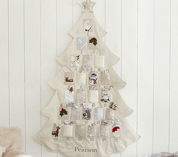 Pottery Barn Kids - Telluride Natural Advent Calendar