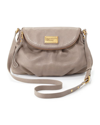 MARC by Marc Jacobs Classic Q Natasha Crossbody Bag, Taupe