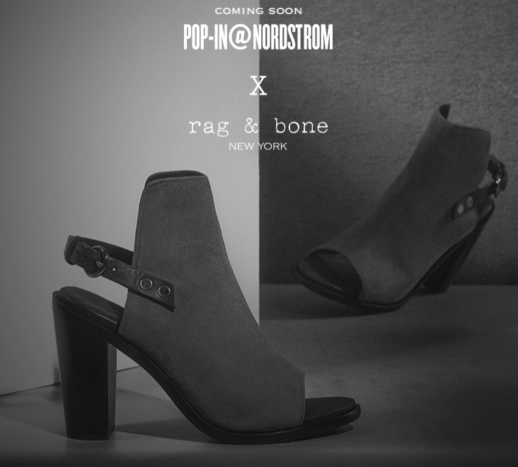 Nordstrom x Rag  Bone Pop-In Shop
