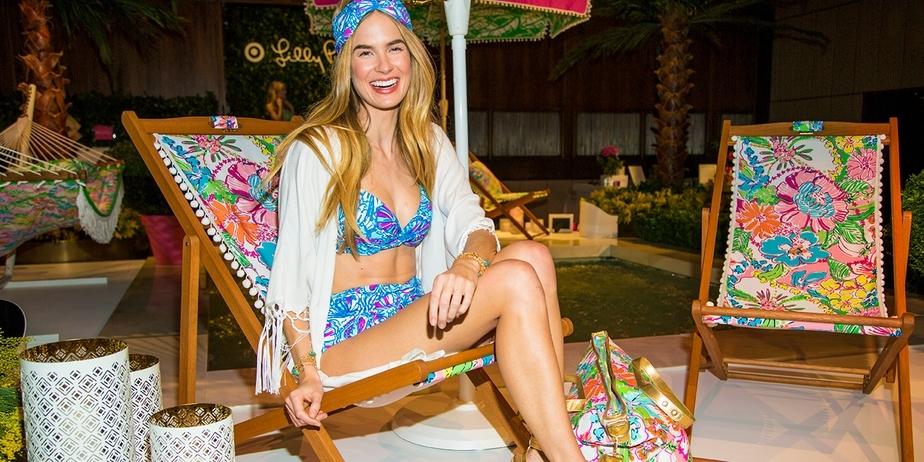 Lilly Pulitzer x Target Bikini