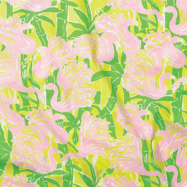 Lilly Pulitzer x Target Designer Collab - Flamingo Print