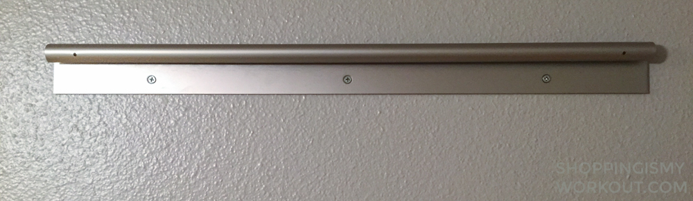 Pottery Barn Daily System Mounting Bar