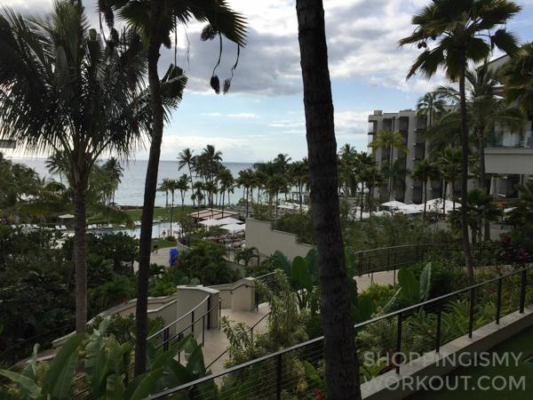 Andaz Maui Ocean View Room