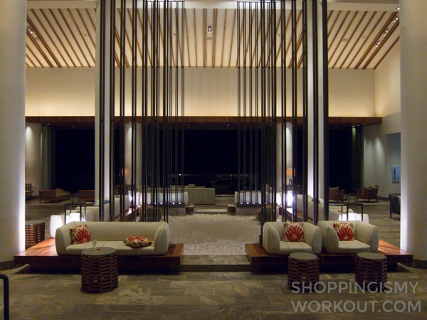 Andaz Maui Lobby