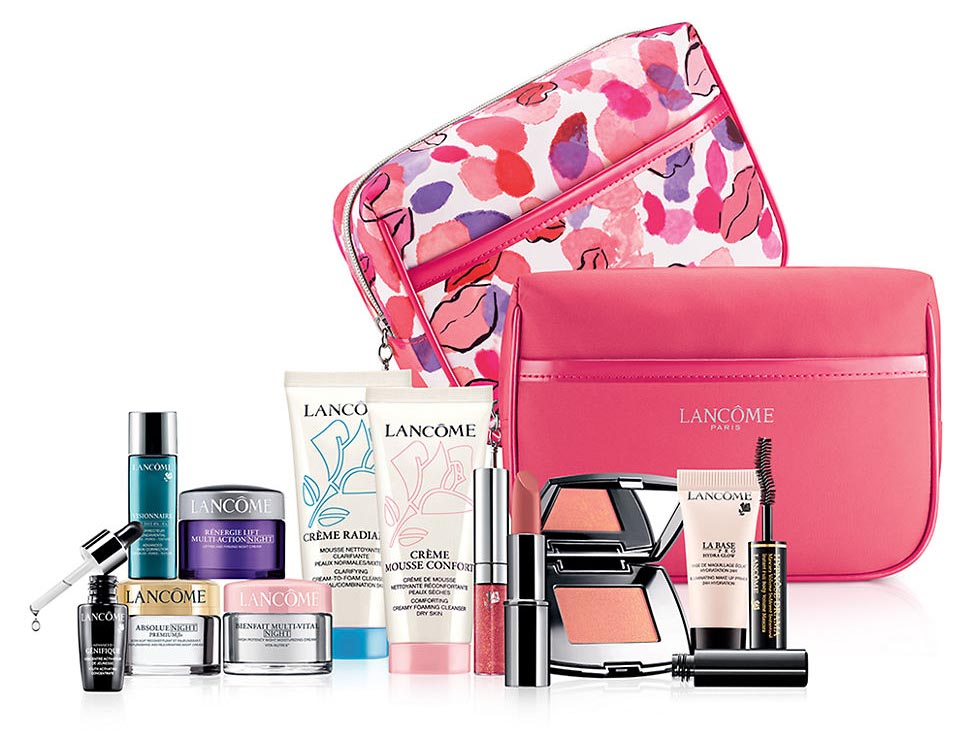 Lord and Taylor - Lancome Gift with Purchase