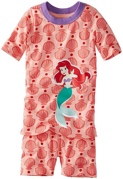 Hanna Andersson Disney Princess Pajamas