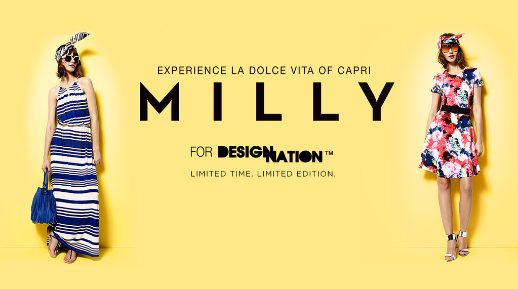 MILLY for DesigNation at Kohl's