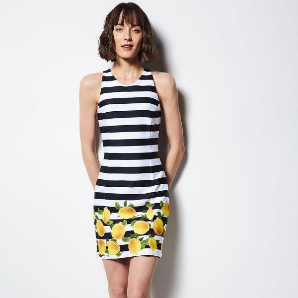 MILLY for Kohl's DesigNation - Citrus Scuba Dress