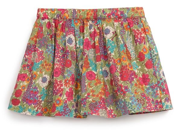 Peek - Liberty of London Skirt on sale at Nordstrom