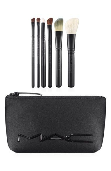 M·A·C 'Look in a Box - Advanced' Brush Kit ($159 Value) - Nordstrom Anniversary Sale Beauty Exclusive 2015