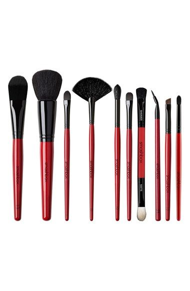 Smashbox 'Studio Pro' 10-Piece Brush Set (Nordstrom Exclusive) ($225 Value) - Nordstrom Anniversary Sale Beauty Exclusive 2015