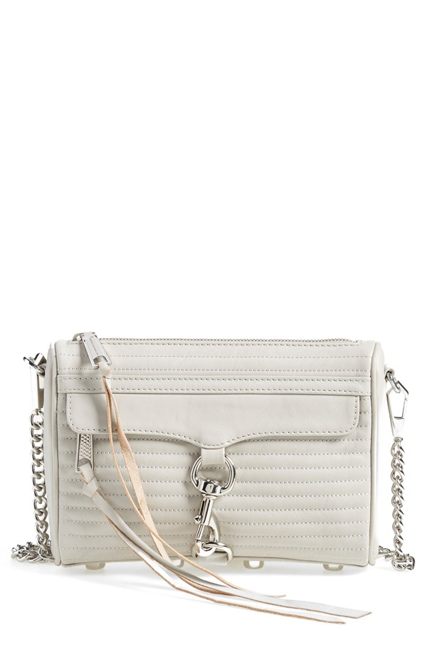 Rebecca Minkoff - Line Quilted Crossbody