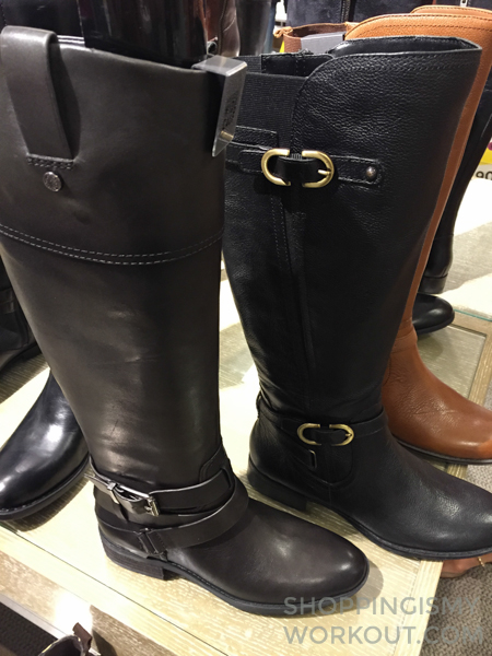 Vince Camuto Pazell Boot and Naturalizer Jennings Boot