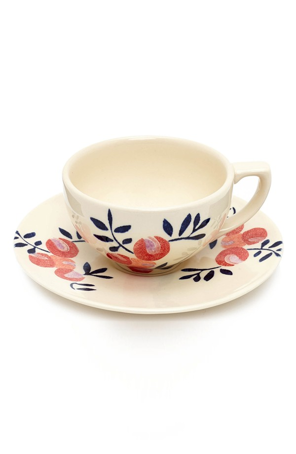 Liberty of London @ Nordstrom - Cup and Saucer (Wiltshire Print)