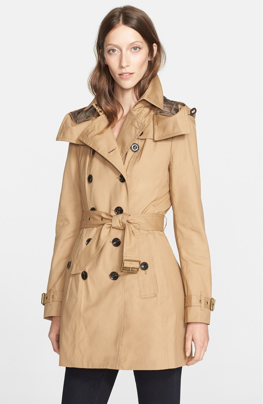 Burberry Brit Reymore Trench