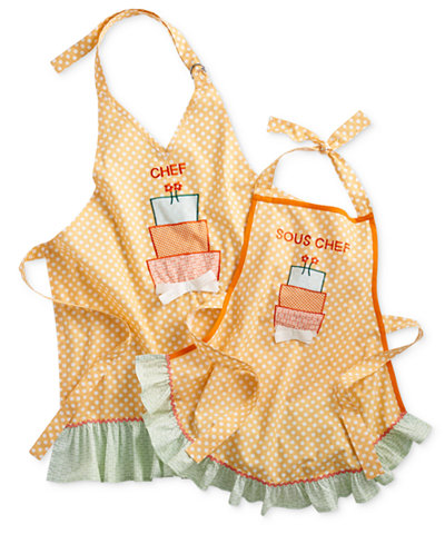 Matching Mommy and Me Apron