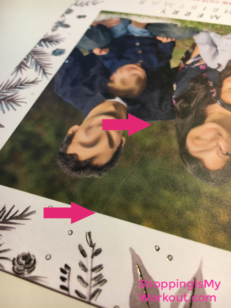 Tiny Prints Foil Card Review