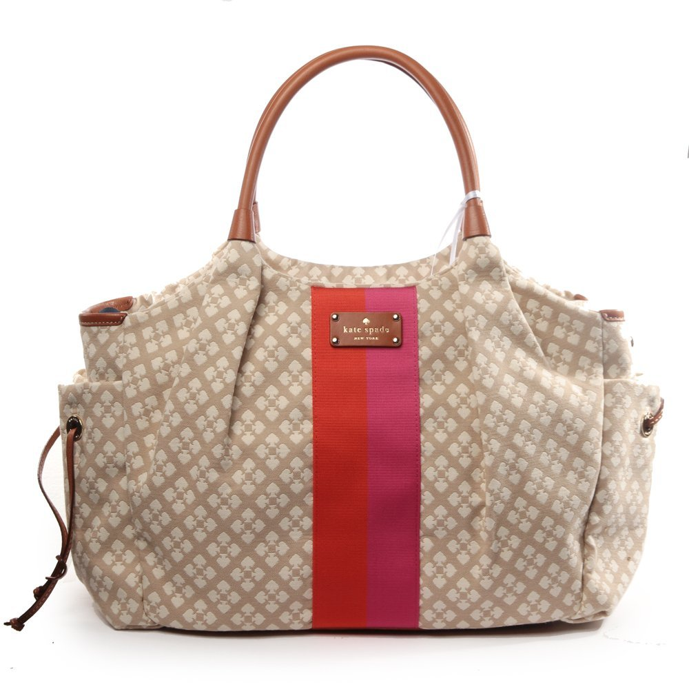 45978ad32fa6 Stylish and Functional Diaper Bag Review – Kate Spade Stevie ...