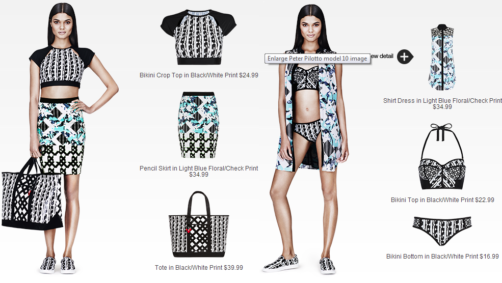 4b67761a02f New Target Designer Collab: Peter Pilotto for Target debuts February ...